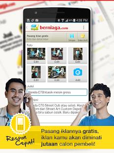 Download Android App berniaga.com for Samsung