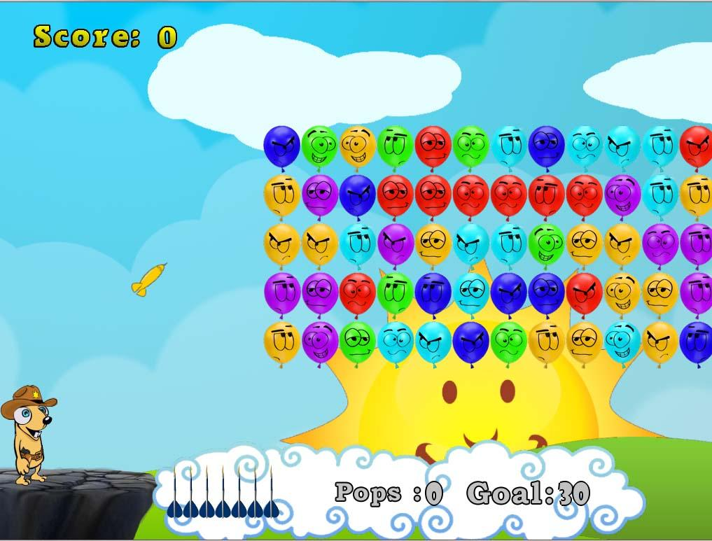 Balloon Blaster - screenshot