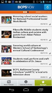 BCPS Now - screenshot thumbnail