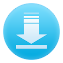 File downloader logo