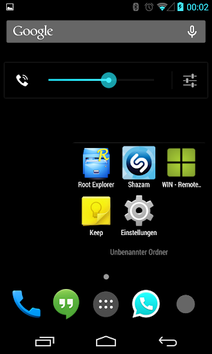 BetterKat CM11 Theme Cyan