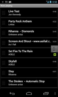 Music Player Download Paradise - screenshot thumbnail