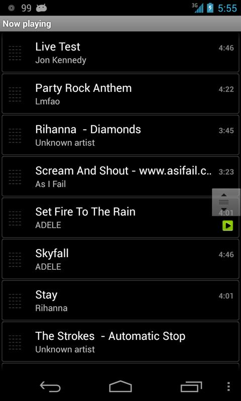 Music Player Download Paradise - screenshot