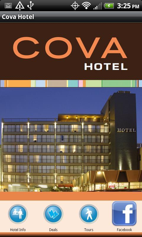 Cova Hotel- screenshot