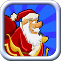 Santa Jetpack: Magic Sleigh icon