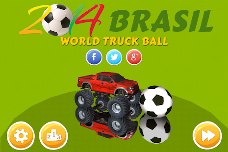 World Truck Ball 2014 - screenshot thumbnail