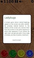 Screenshot of Ladybugs