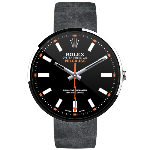 Rolex Milgauss Wear Watchface