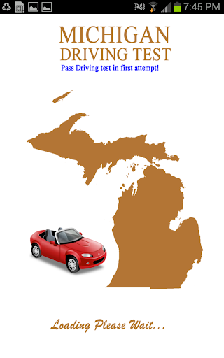 Michigan Driving Test