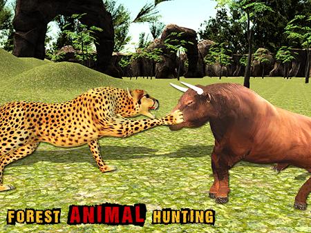 African Cheetah Survival Sim 1.1 screenshot 69716