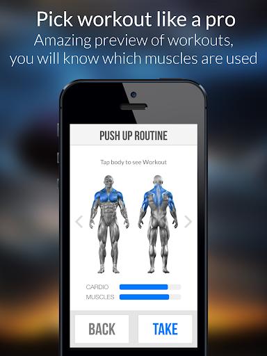 Madbarz Workout App