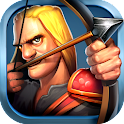 Archers Clash Multiplayer Game icon