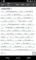 Screenshot of And Bible