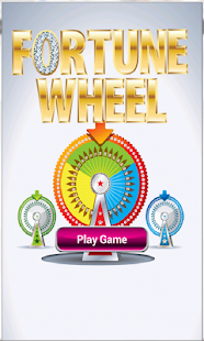 Fortune Wheel- screenshot thumbnail
