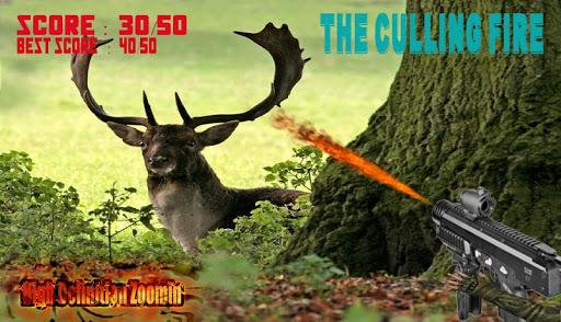 Deer Hunting War-2015