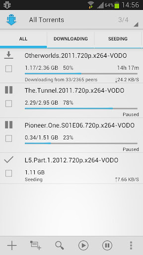 torrent android apps and games