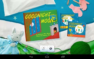 Screenshot of Goodnight Moon