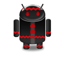 RedGinger Theme CM7 logo