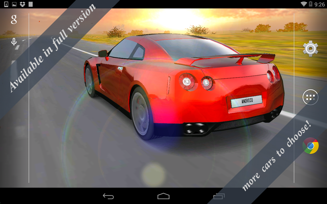 Step By Step Instruction To Resolve 3d Car Live Wallpaper For