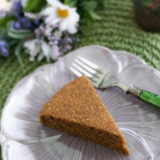 Gluten-Free Vanilla Cornbread