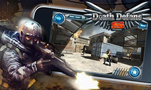 Death Defense FPS