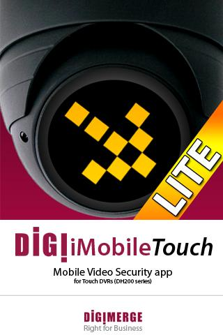 Digi iMobile Touch Lite - screenshot