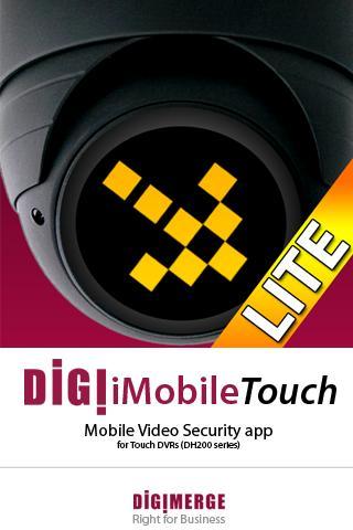 Digi iMobile Touch Lite- screenshot