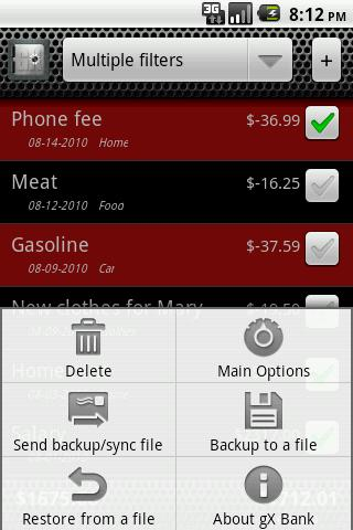 gX Bank - screenshot