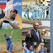 MS Dhoni Magnificent