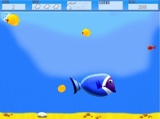 玩免費街機APP|下載饥饿的鱼 app不用錢|硬是要APP