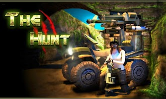 Screenshot of The Hunt 3D