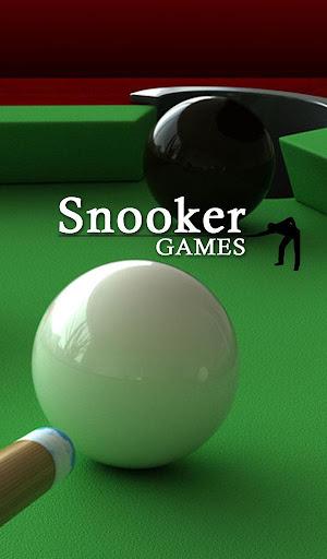 Free Snooker Games