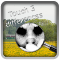 Touch 3 differences (screamer) icon