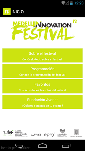 Medellinnovation Festival