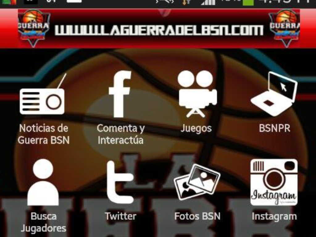 La Guerra del BSN - screenshot