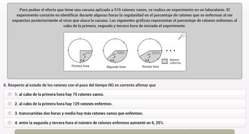 Simulador Examen ICFES 2.1.1 screenshots 12