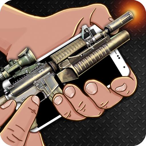 仿真步枪 模擬 LOGO-玩APPs