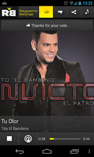 Reggaeton Music: Batanga Radio - screenshot thumbnail