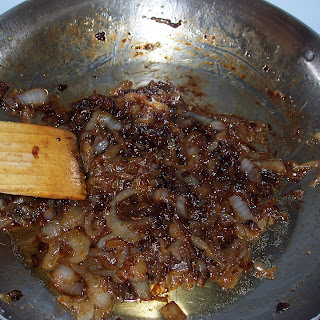 Caramelized Onions for Steak.