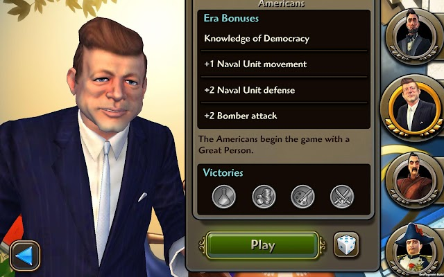 Civilization Revolution 2 - screenshot