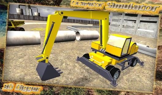 Excavator-Simulator-3D-Digger 12