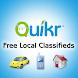 Quikr Classifieds app