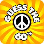 Guess The 60's icon