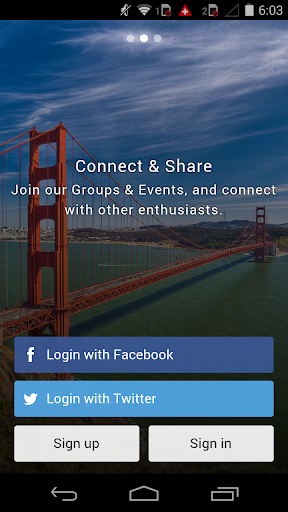 SocialEngine Mobile App