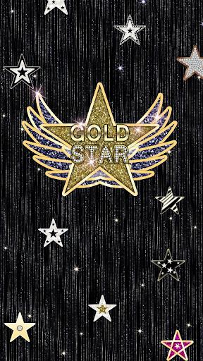 아이디자인 [풀HD고화질테마] Gold Star