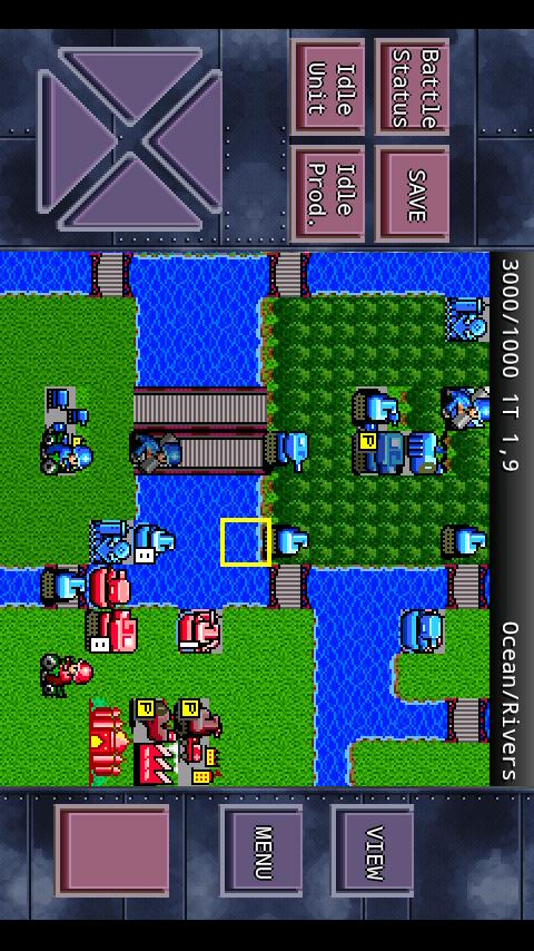 Gachinko Wars - screenshot