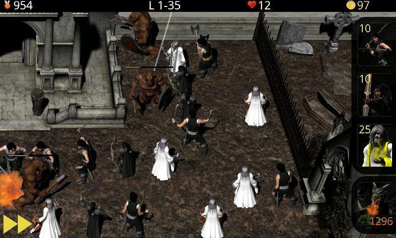 Element Defense- screenshot