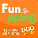 Fun&pping – game & shopping logo