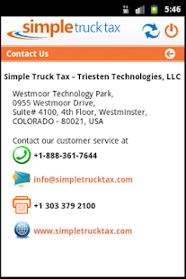 Simple Truck Tax- screenshot thumbnail
