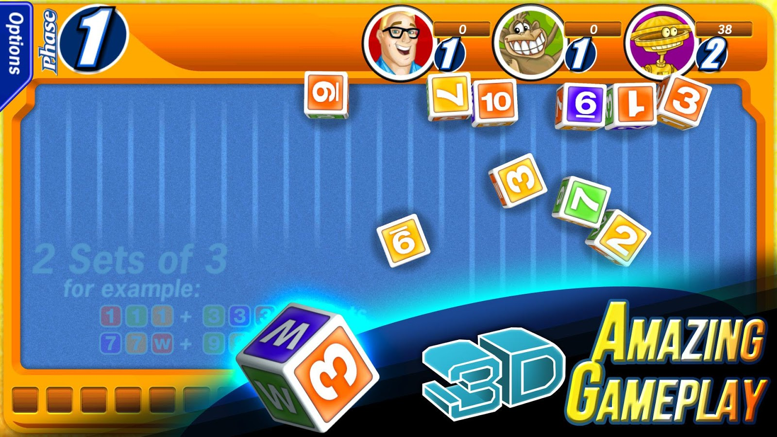 Phase 10 Dice™ - screenshot